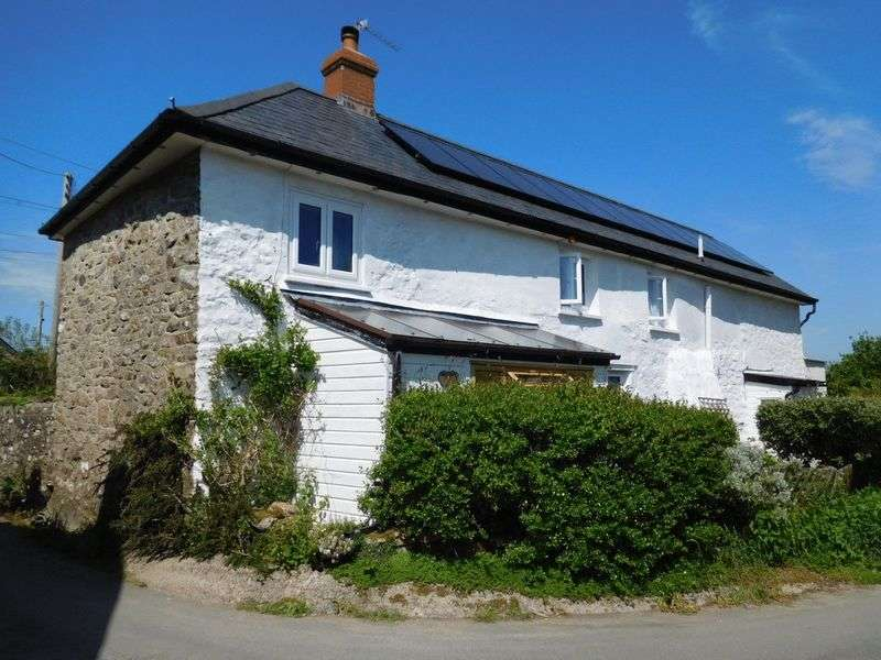 3 Bedrooms Cottage House for sale in Throwleigh, Nr Chagford