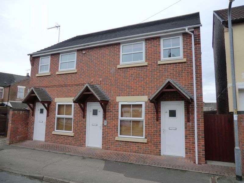 1 Bedroom Flat for sale in South Broadway Street, Burton-On-Trent
