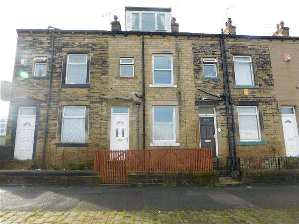 3 Bedrooms Terraced House for sale in Halton Place, Bradford