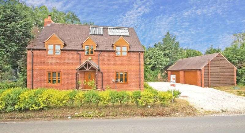 4 Bedrooms Detached House for sale in Shrawley, Worcester