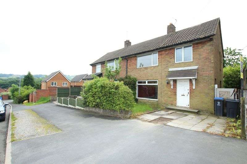3 Bedrooms Semi Detached House for sale in St. Johns Road, Biddulph