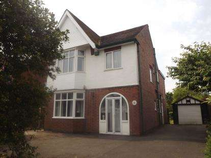 4 Bedrooms Detached House for sale in Cole Lane, Borrowash, Derby