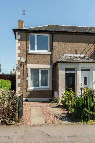 2 Bedrooms End Of Terrace House for sale in Longstone Street, Longstone, Edinburgh, EH14 2DA