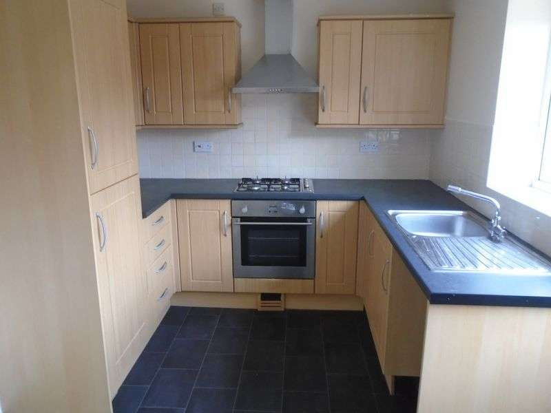 3 Bedrooms Semi Detached House for sale in Jubilee Mews, Bedlington