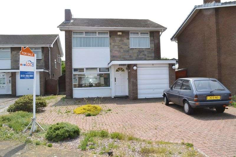 3 Bedrooms Detached House for sale in Chipping Avenue, Ainsdale, Southport