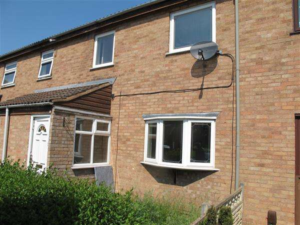 2 Bedrooms Terraced House for sale in Moxhull Close, Willenhall, Willenhall