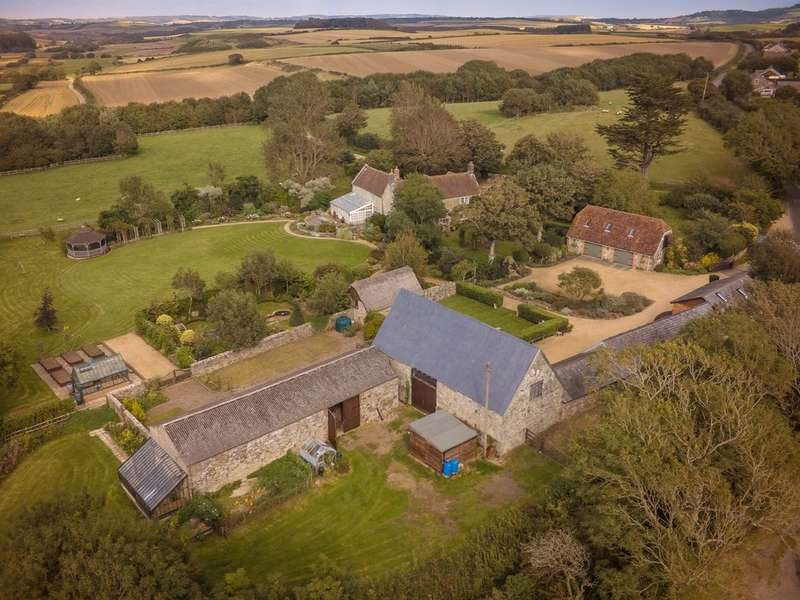4 Bedrooms House for sale in Chale Green, Isle Of Wight