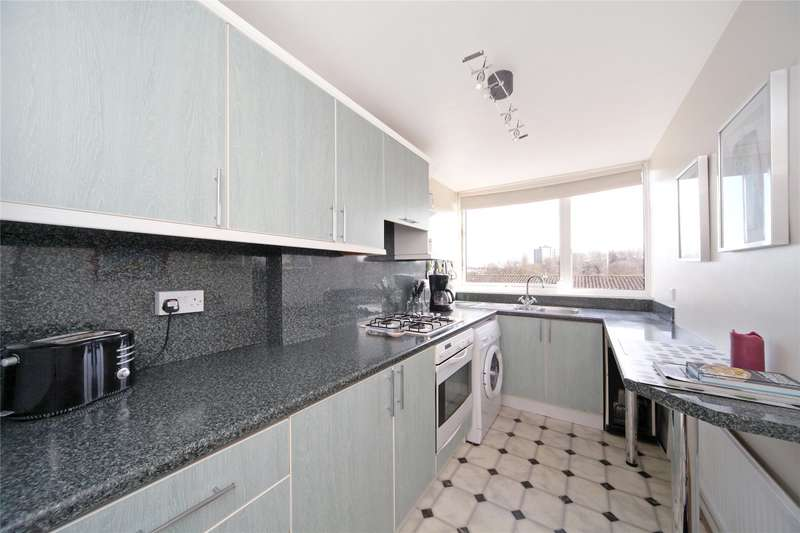 1 Bedroom Flat for sale in Blincoe Close, London, SW19