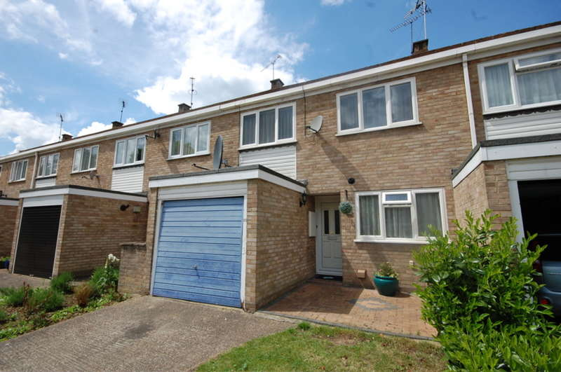 4 Bedrooms Terraced House for sale in Perry Hill, Old Springfield / Nr City Centre, Chelmsford, CM1