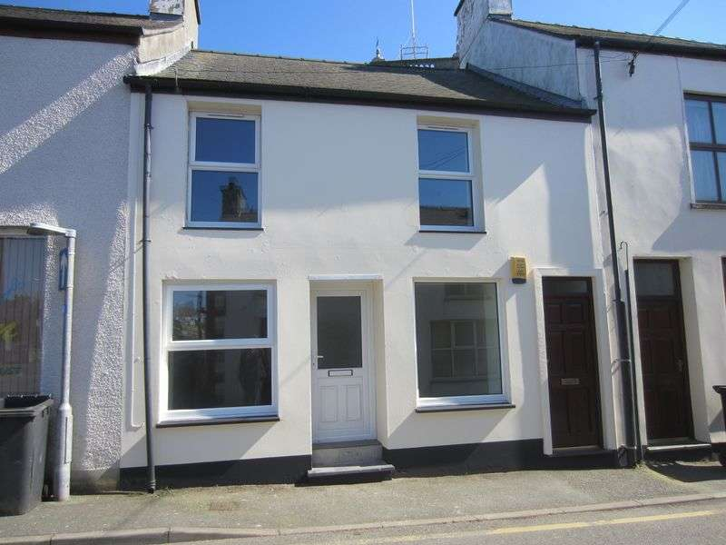 3 Bedrooms Terraced House for sale in Market Street, Amlwch