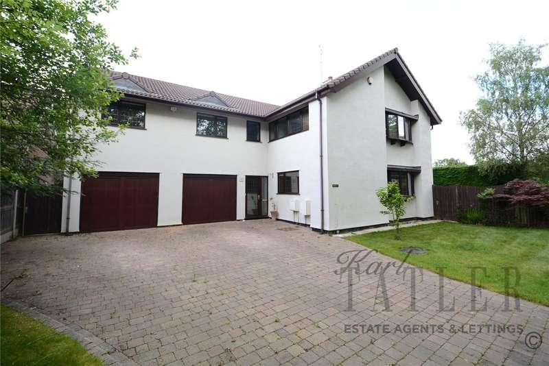 5 Bedrooms Detached House for rent in Gayton Lane, Gayton, Wirral