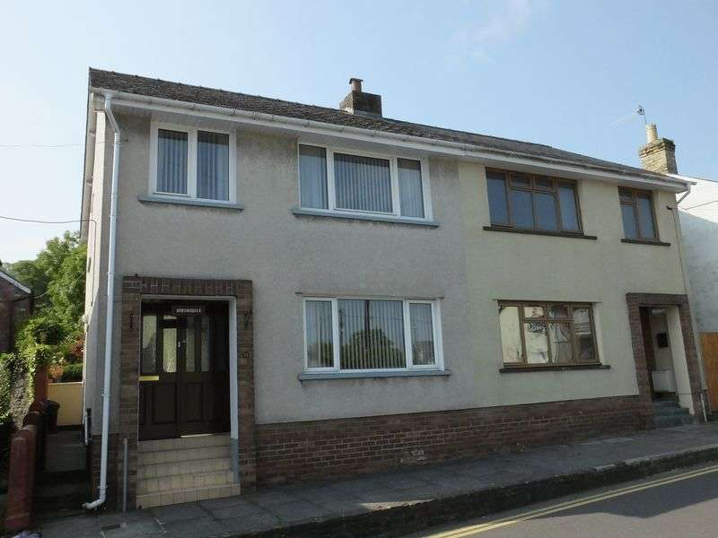 3 Bedrooms Semi Detached House for sale in Main Road, Abergavenny