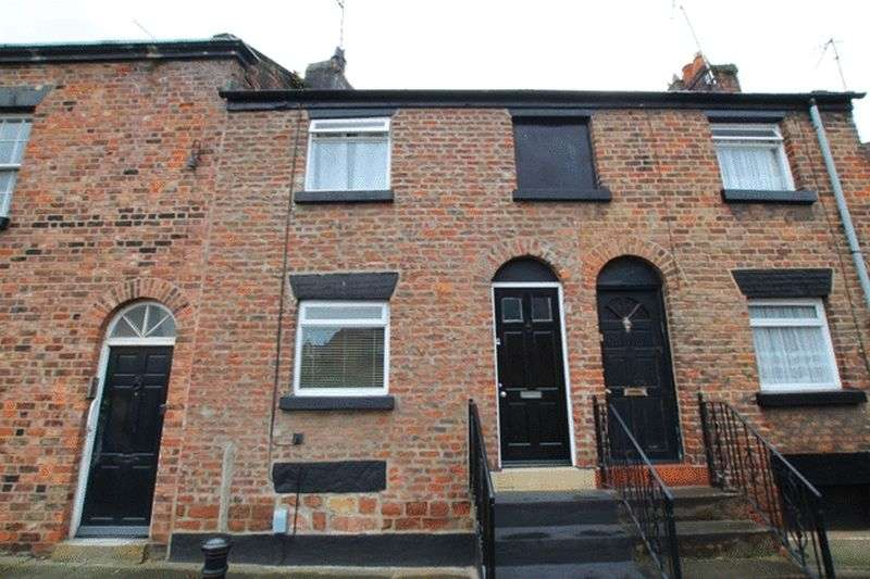 2 Bedrooms Terraced House for sale in Quarry Street, Woolton, Liverpool, L25