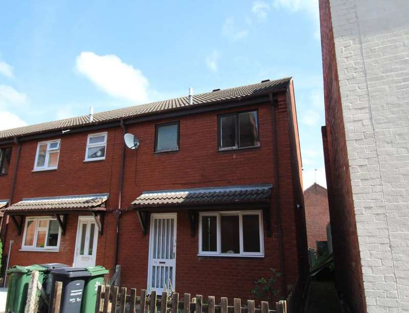 3 Bedrooms Property for sale in Freehold Street, Loughborough, LE11