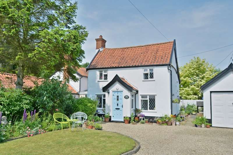 3 Bedrooms Cottage House for sale in Brewers Green, Roydon
