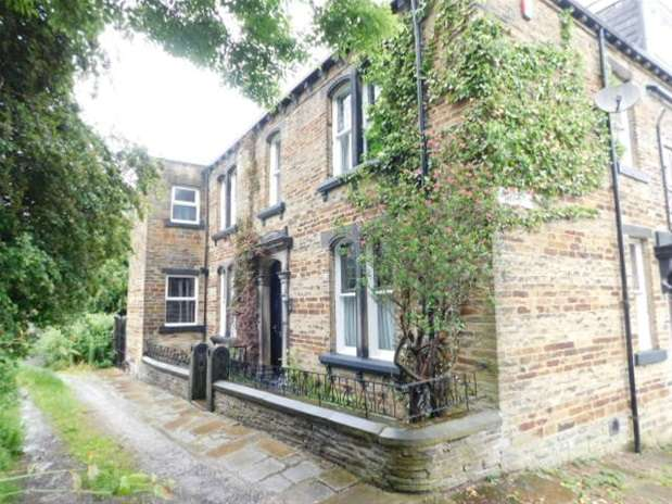 2 Bedrooms Terraced House for sale in Hyde Street, Thackley, Bradford