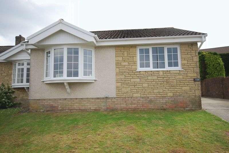 2 Bedrooms Semi Detached Bungalow for sale in 120 Ridgewood Gardens, Cimla, Neath, SA11 3QG