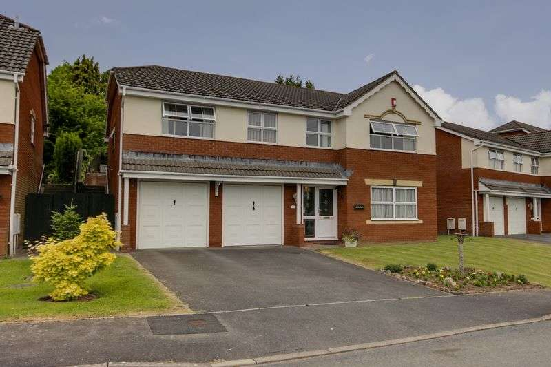 5 Bedrooms Detached House for sale in Langstone Rise, Newport