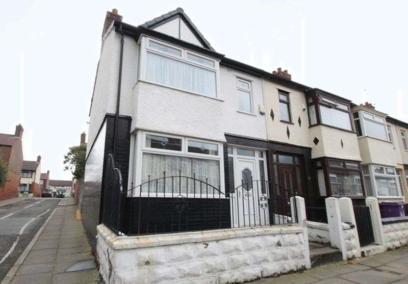 3 Bedrooms Terraced House for sale in Saville Road, Old Swan, Liverpool, L13