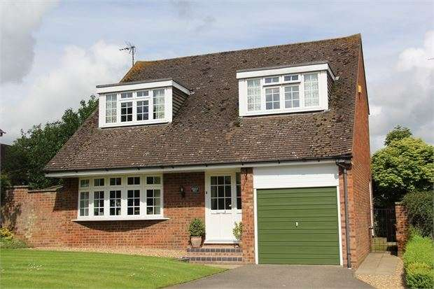 4 Bedrooms Detached House for sale in Verney Farm Close, East Claydon, Buckinghamshire. MK18 2NN