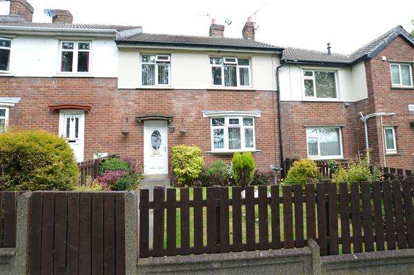 3 Bedrooms Terraced House for sale in Cheviot Road, Chester Le Street