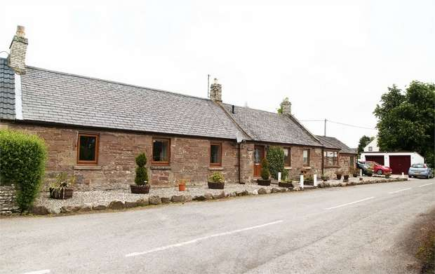 3 Bedrooms Cottage House for sale in Ladybrow, Guthrie, Forfar, Angus