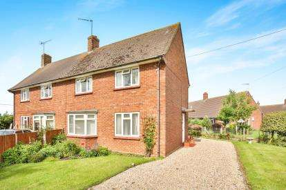 3 Bedrooms Semi Detached House for sale in Hindringham, Fakenham, Norfolk