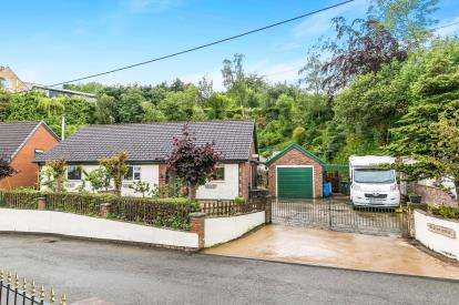 3 Bedrooms Bungalow for sale in Castletown Road, Moss, Wrexham, Wrecsam, LL11