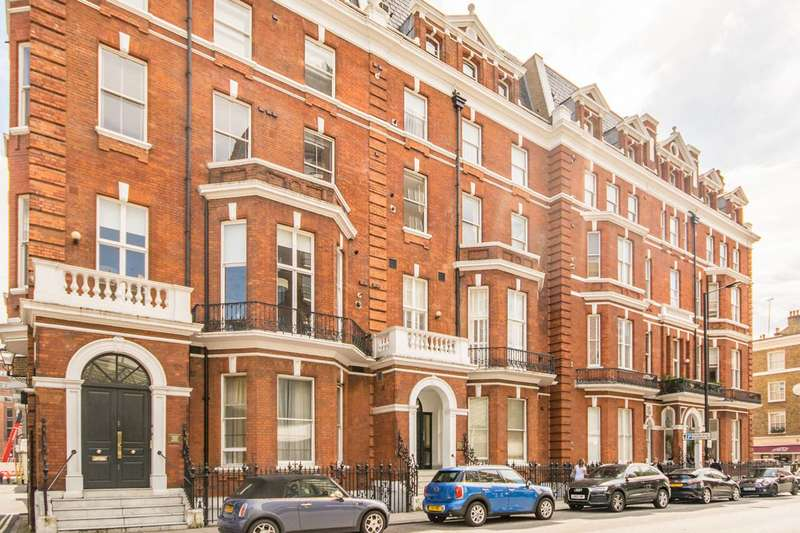 2 Bedrooms Flat for sale in Upper Berkeley Street, Marylebone, W1H