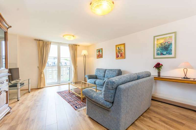 2 Bedrooms Flat for sale in Palgrave Gardens, Regent's Park, NW1