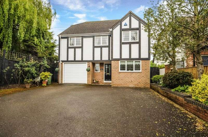 4 Bedrooms Detached House for sale in Oxford Road, Abingdon