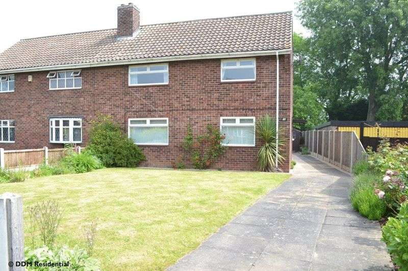 3 Bedrooms Semi Detached House for sale in Chesswick Crescent, Scunthorpe