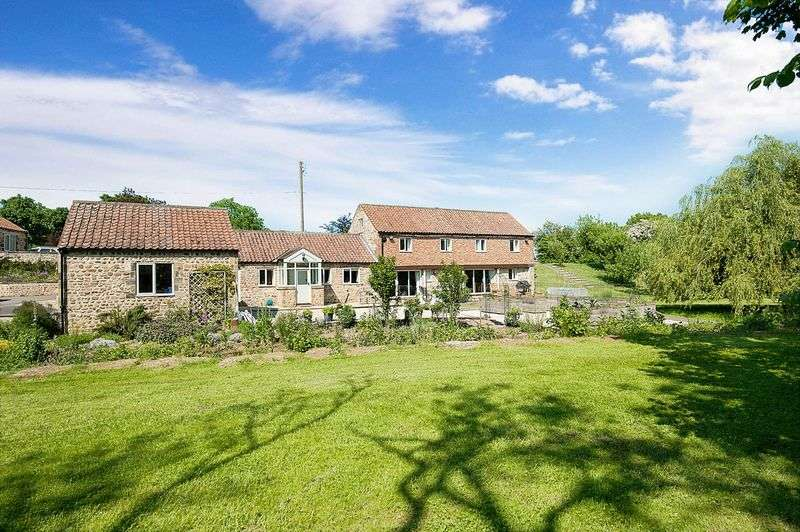 3 Bedrooms Detached House for sale in Orchard House West Tanfield Ripon North Yorkshire HG4 5LF