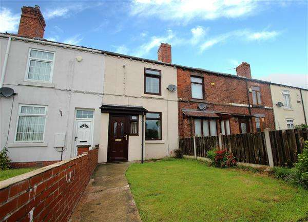 2 Bedrooms Terraced House for sale in High Street, South Hiendley