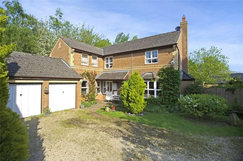4 Bedrooms Detached House for sale in Gaveston Gardens, Deddington, Banbury, Oxfordshire, OX15