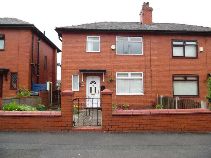3 Bedrooms Semi Detached House for sale in Enfield Avenue, Oldham