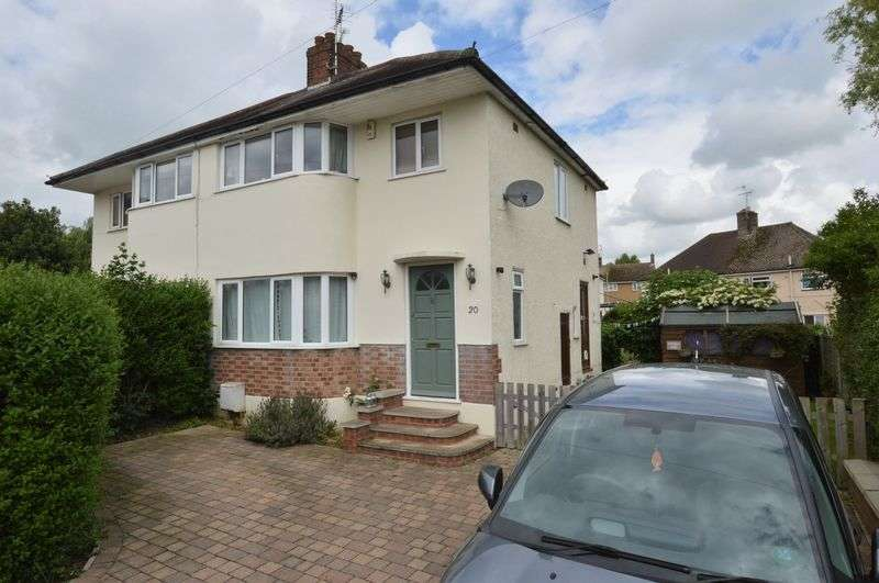 3 Bedrooms Semi Detached House for sale in Drift Gardens, Stamford