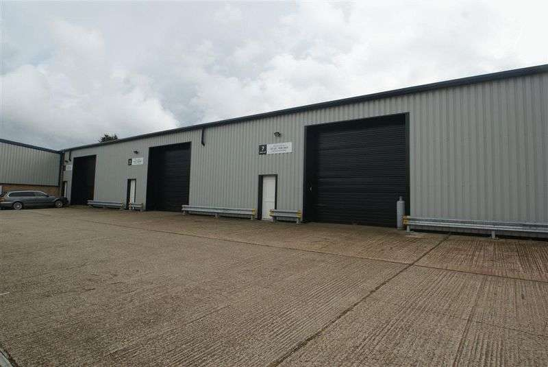 Commercial Property for sale in Brunel Gate, Andover