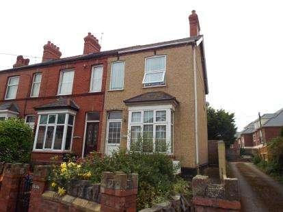 2 Bedrooms End Of Terrace House for sale in Hylas Lane, Rhuddlan, Rhyl, Denbighshire, LL18
