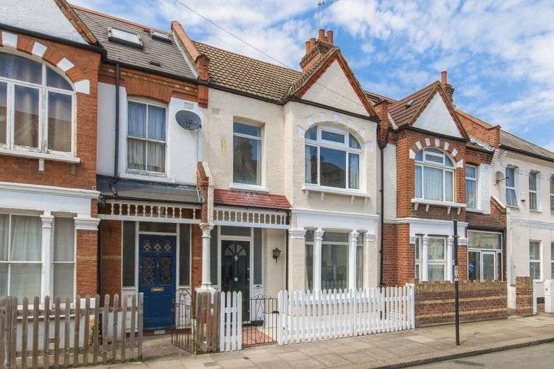 3 Bedrooms Terraced House for sale in Valnay Street, Tooting