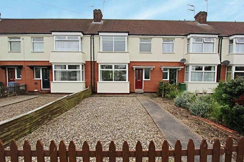 3 Bedrooms Terraced House for sale in St. Margarets Avenue, Cottingham