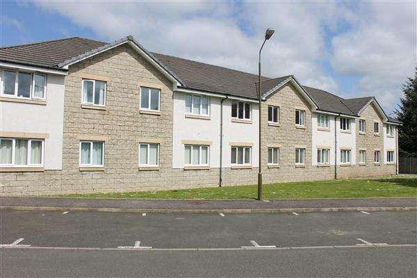 2 Bedrooms Flat for sale in Station Road, Bannockburn, Stirling