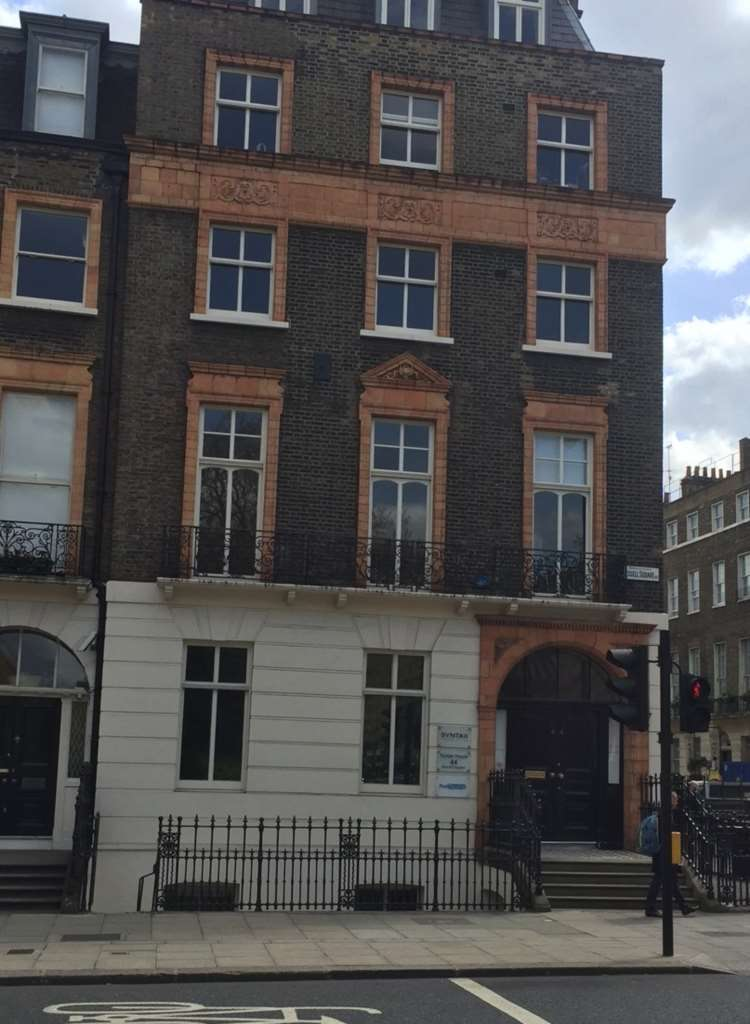 Serviced Office Commercial for rent in Russell Square, London