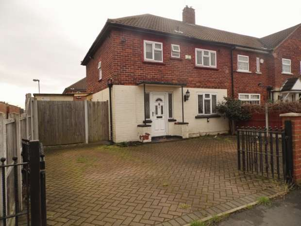 3 Bedrooms End Of Terrace House for sale in ROSEDALE ROAD DONCASTER BENTLEY