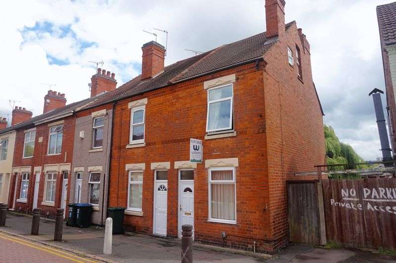 3 Bedrooms Terraced House for sale in Princess Street, Coventry