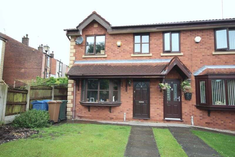 3 Bedrooms Semi Detached House for sale in MARTINS FIELD, Norden, Rochdale OL12 7NT