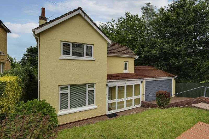 3 Bedrooms Detached House for sale in Brynglas Avenue, Newport