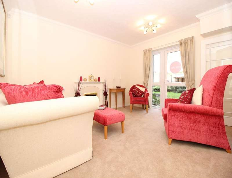 1 Bedroom Flat for sale in Chadwick Lodge Devonshire Road, Southampton, SO15