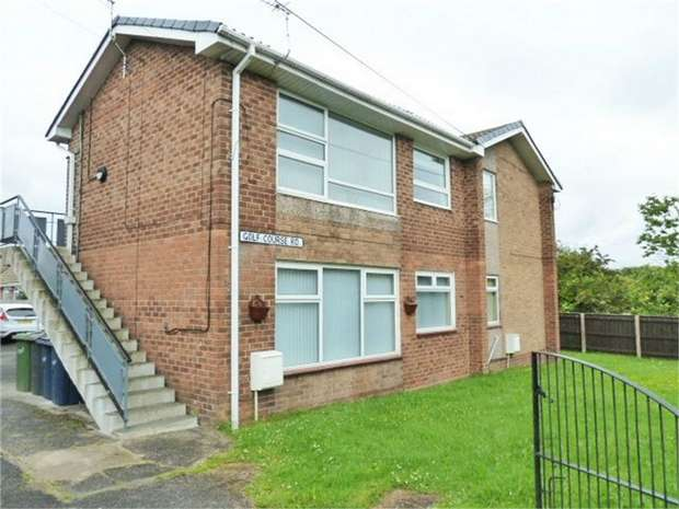 1 Bedroom Flat for sale in Golf Course Road, Houghton le Spring, Tyne and Wear
