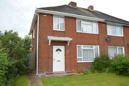 3 Bedrooms Semi Detached House for sale in Northbourne, Bournemouth, Dorset